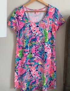 Lilly Pulitzer Multi Gumbo Limbo Tammy Dress